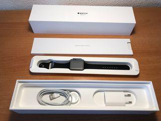 Apple Watch series 3 42mm GPS Gris Model 1859