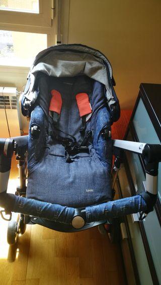 cuco, maxicosi y silla bebe confort loola
