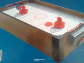juego de mesa hockey de aire
