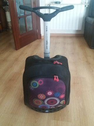 mochila escolar supre resistente xl