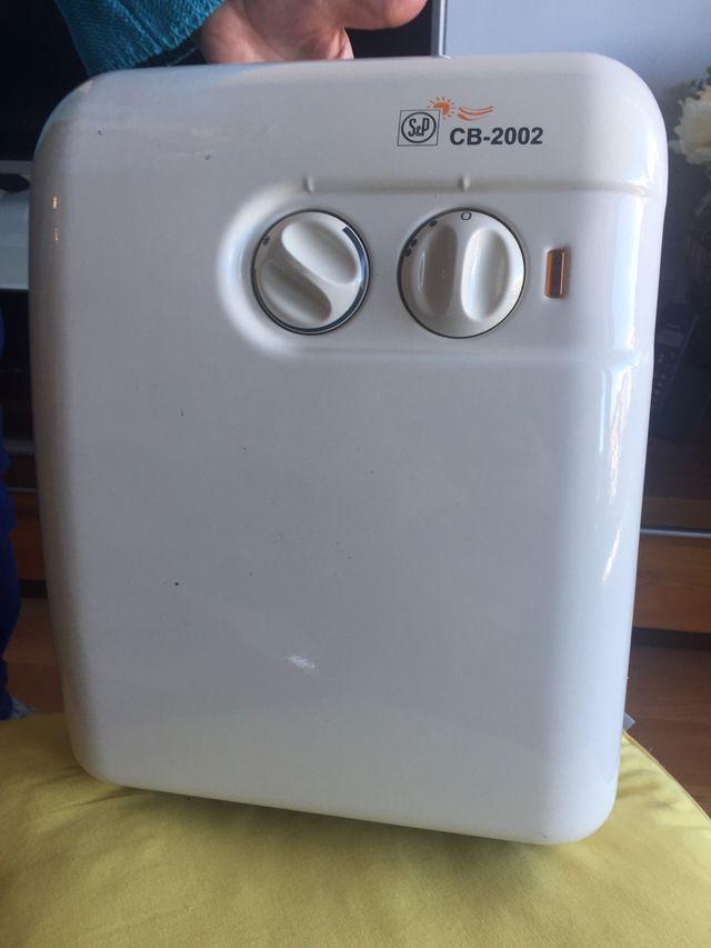 Radiador electrico baño