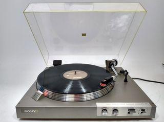 SONY PS-212 Plato tocadiscos giradiscos