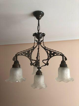 a83624ecbb7 Lámparas de techo de segunda mano en Logroño en WALLAPOP