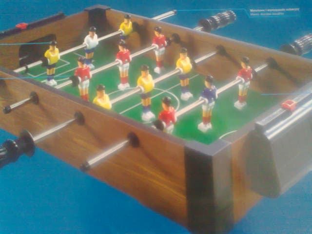 juego de mesa fútbol