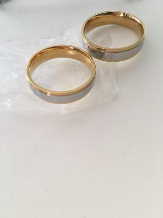 8851bc41aa13 Anillo de matrimonio de segunda mano en WALLAPOP