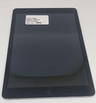 "iPad Air 9.7""32GB-Wi-Fi +fundas y cristal templado"