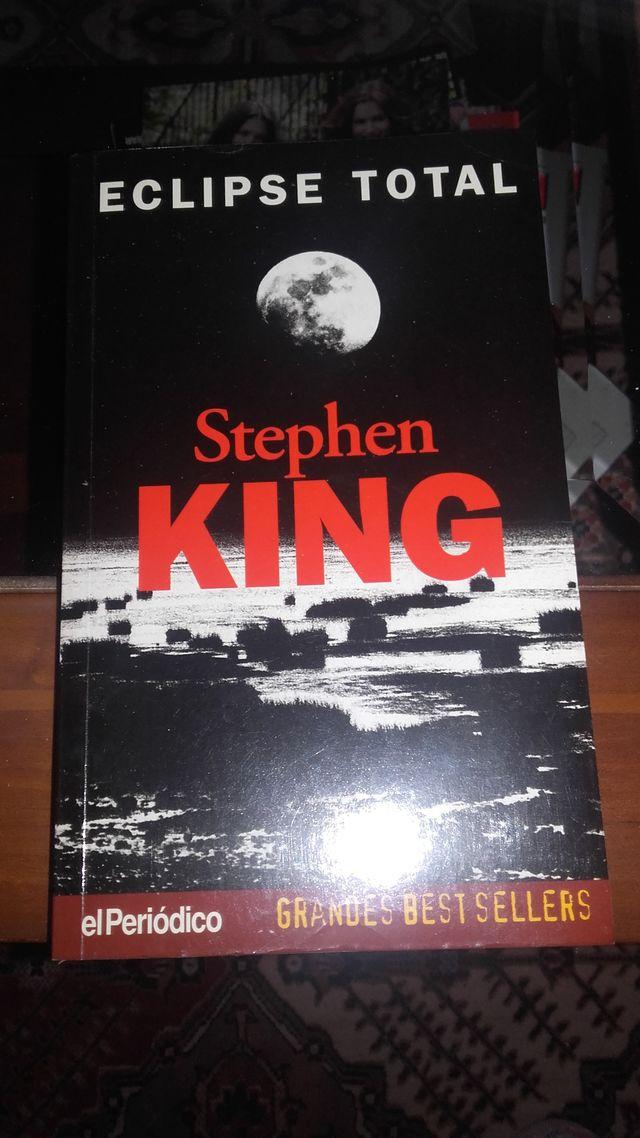 Eclipse total - Libro