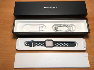 Apple Watch Nike+ Series 3 38mm Gris