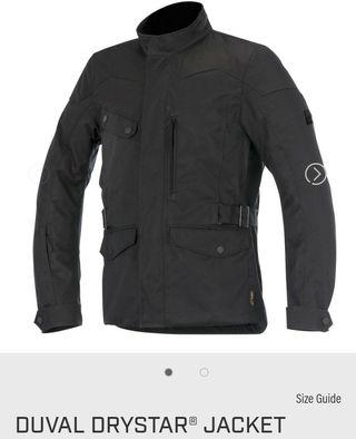 chaqueta alpinestars duval drystar