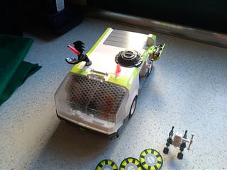 Playmobil camaleon