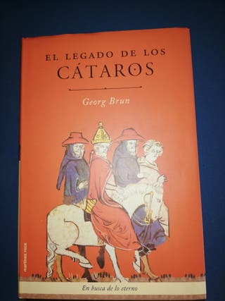 El legado de los cátaros - Libro
