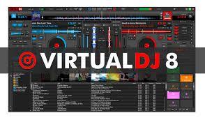 LICENCIA VIRTUAL DJ PRO 8