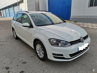 "Volkswagen Golf VARIANT 1.6 TDI 110 CV ""acepto vehiculo"""
