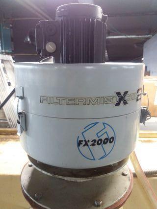 Filtersmist FX2000