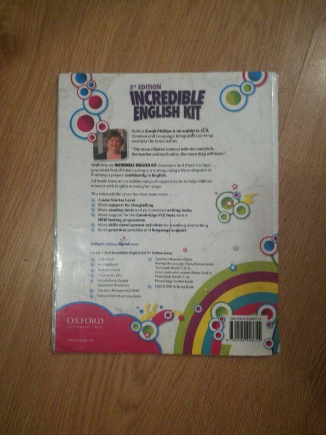 Incredible english kit 5