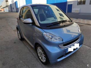smart fortwo 2011 solo 20.000 kms..acepto vehiculo!!!
