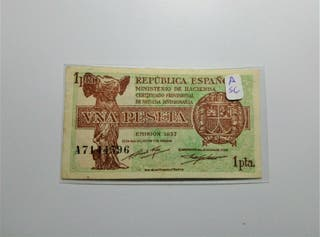 billete republica menorca