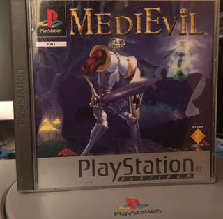 Medievil PSX