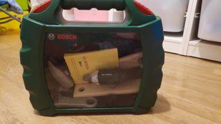 Maletín Herramientas Bosch Mini (juguete niños)