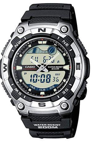 Reloj analógico digital casio