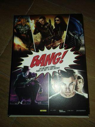 Dvd Coleccion peliculas Comics. Bang!