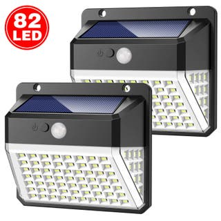 Luces Solares Exterior 82 LED