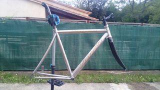cuadro bicicleta litespeed vortex titanio 6/4
