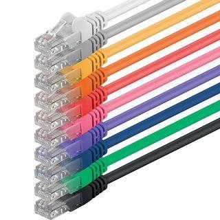 10 Cables RJ45