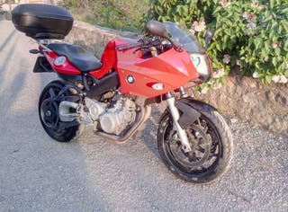 Moto BMW f800s