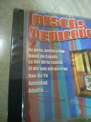 disco sin desprecintar
