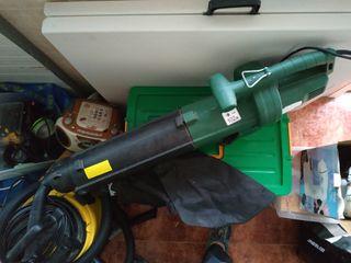 Soplador-aspirador de hojas