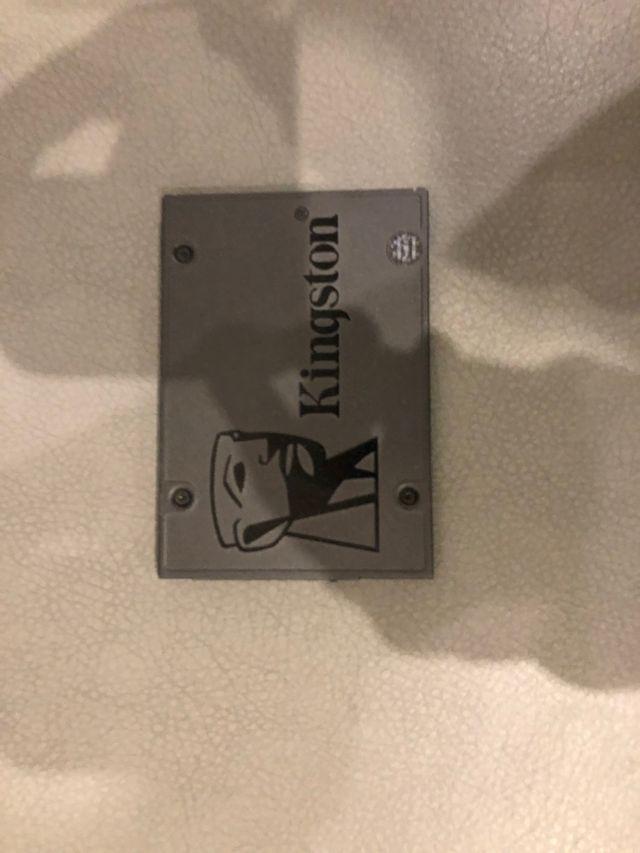 Disco Duro SSD 120 GB - Kingston A400
