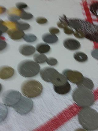 monedas antiguas para colecionictas