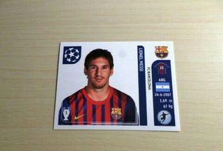 Messi 2011 UEFA Champions League