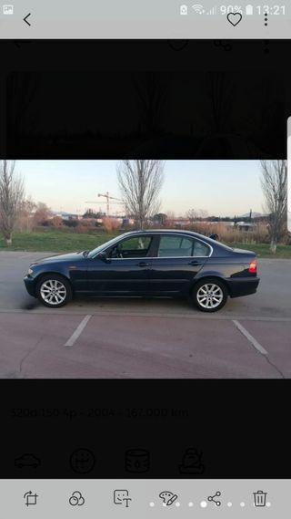 BMW 320d 150cv 6 velocidades