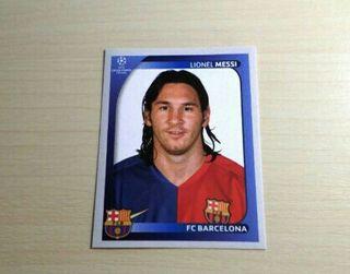 Messi 2008 UEFA Champions League