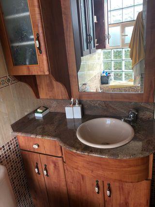 OPOTUNIDAD Muebles de baño completo con encimera