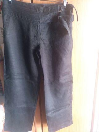 pantalón fino negro
