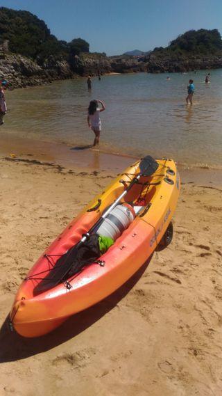 Kayak Ocean Kayak, modelo Frenzy