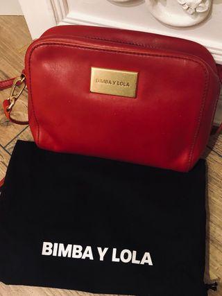f533edd0f Bandolera Bimba y Lola de segunda mano en Bilbao en WALLAPOP