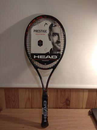 Raqueta de tenis Head prestige tour graphene touch