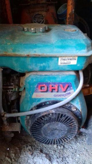 motor de hormigonera de gasolina