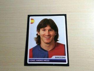 Messi 2006 UEFA Champions League