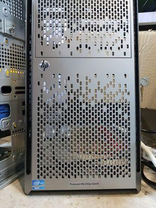 SERVIDOR HP PROLIANT ML350P G8 TORRE/RACK