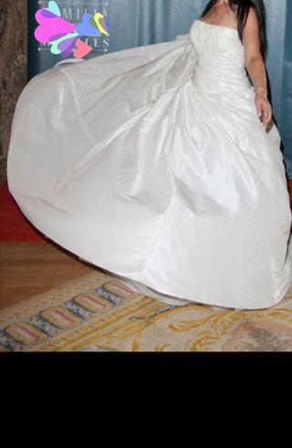 vestido novia talla 38