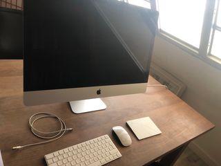iMac 5K 27 i5 3.3-3.9GHz 24gb Ram 1,12Tb SSD...