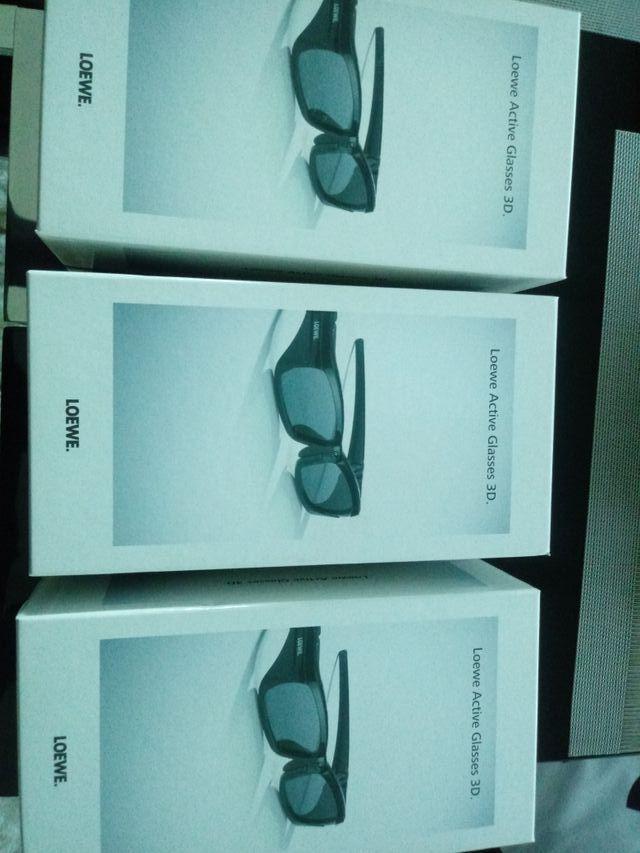 Gafas 3d loewe active