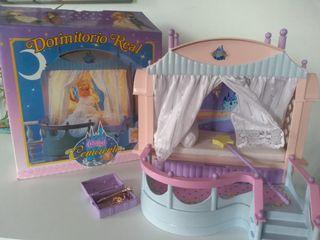 Chabel dormitorio real cenicienta años 80