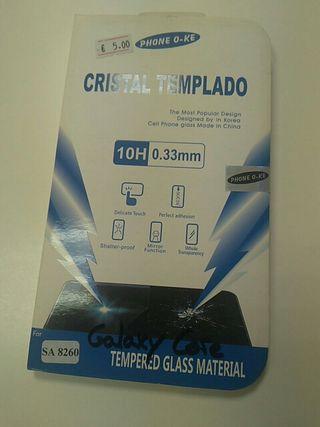 Cristal templado Samsung 8260