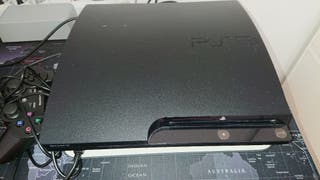 vendo Playstation 3 slim de 250 gigas